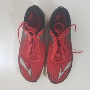 Brooks Pure Flow 5 Red Men's Running Shoes sz 11.5